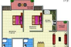 Ready to Move 2BHK Flats in Greater Noida