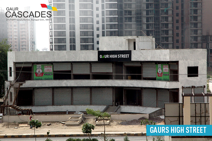 For Sale Shops in Ghaziabad, Raj Nagar Extension
