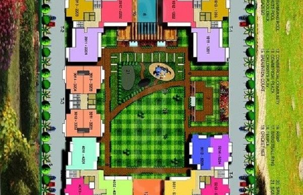 whitehouse-apartments-greater-noida-master-plan