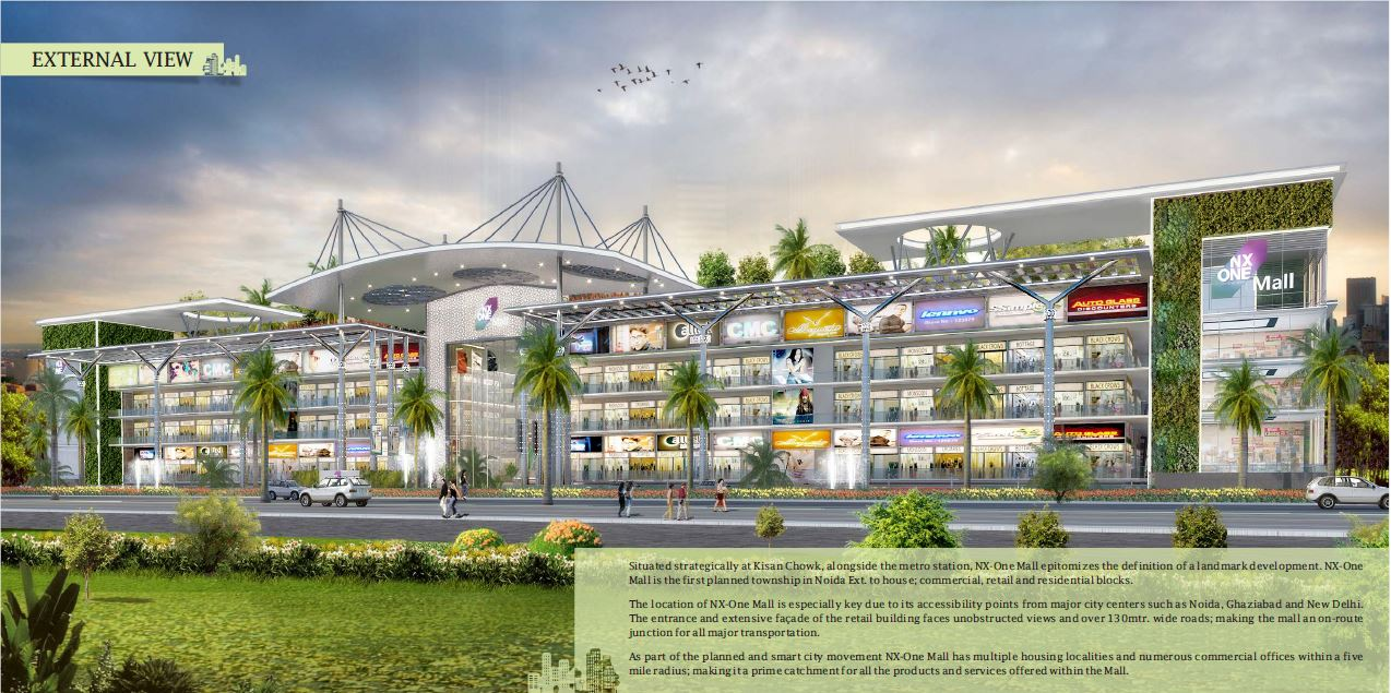 Commercial Shops in Noida Extension Gr Noida