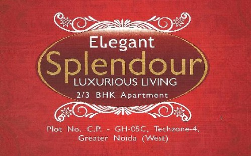 Elegant Splendour Noida Extension