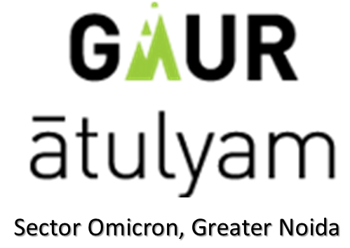 Gaur Atulyam 2/3/4 BHK Apartments at Greater Noida