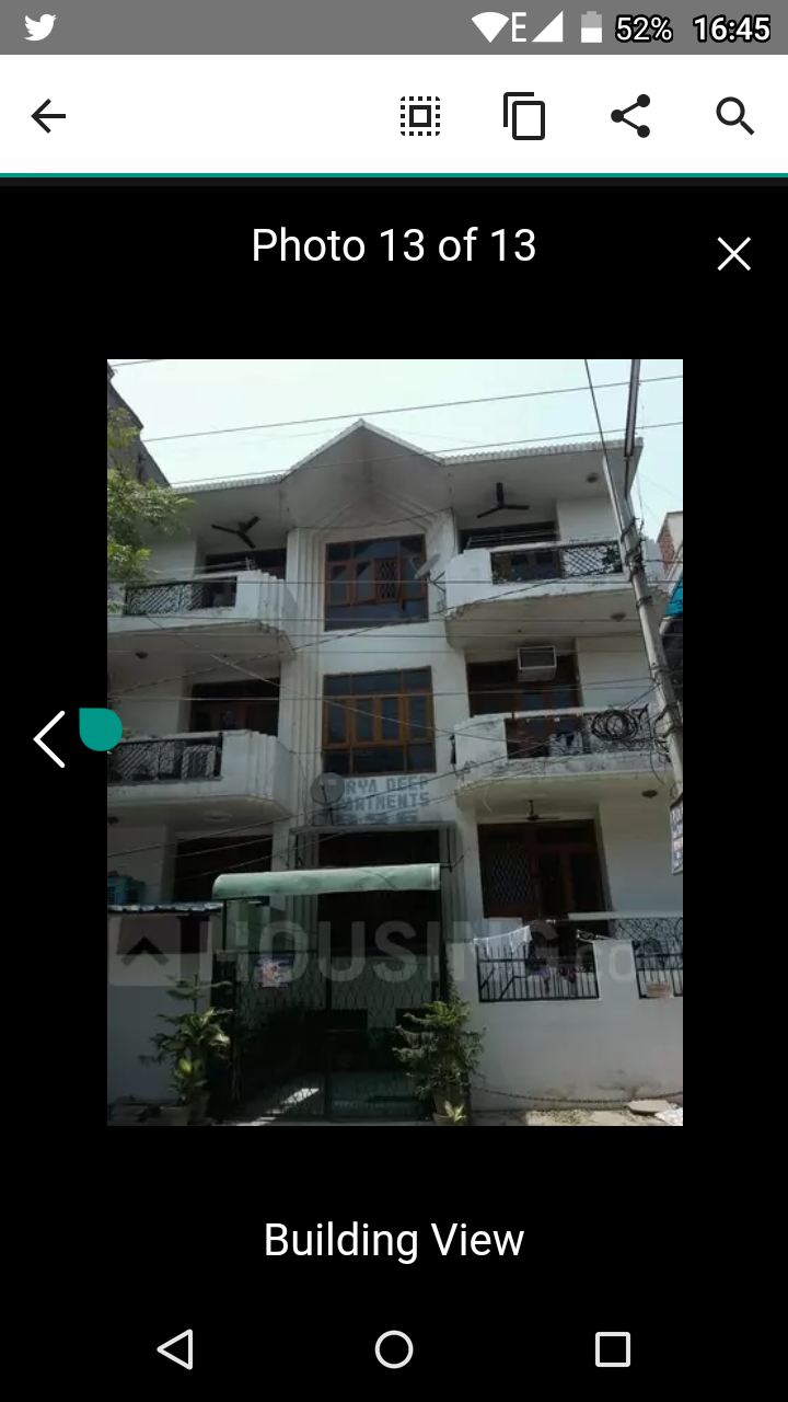 2bhk flat with hig like space