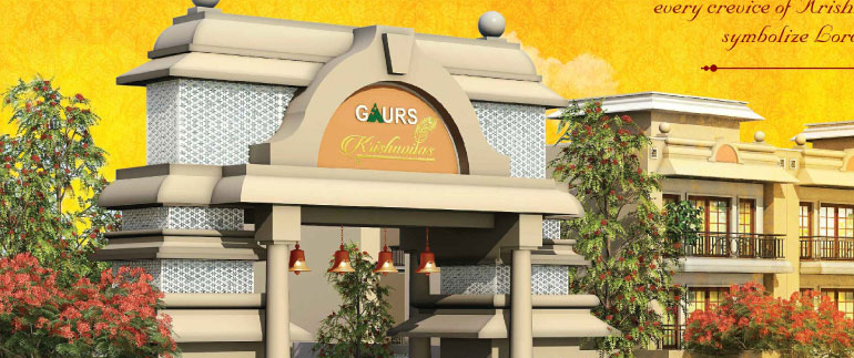 images of gaur Krishna villas