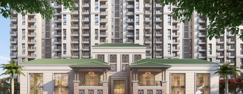 Luxurious 3BHK ATS pious hideways flats